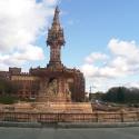 Doulton Fountain- 1890-cı ildən ordadır.