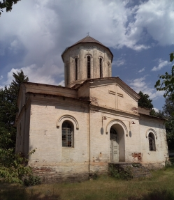 1888-ci ildə inşa olunmuş gürcü kilsəsi