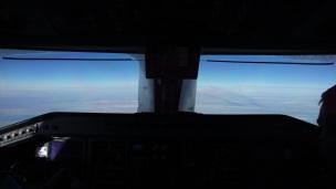 Pilotların gördükləri