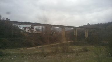 Dəmir yolu körpüsü