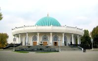 Timur_Lane_Museum,_Tashkent,_Uzbekistan